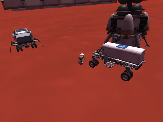 Das Mining-Shuttle