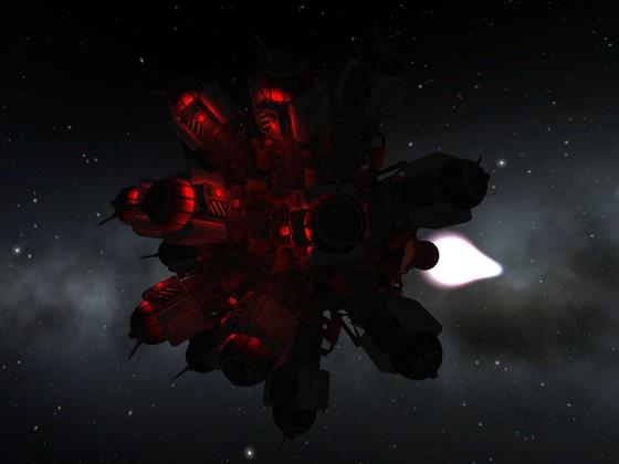 Sonden Mutterschiff
