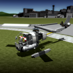 Marty 120 Stock Helicopter