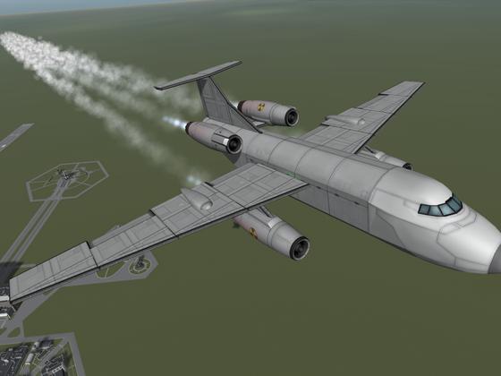 ENTE - Economic Nuclear Transport Experiment