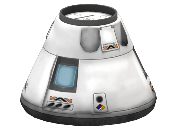 Mk1-2 Command Pod
