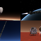 Apollo like Duna Mission