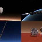 Apollo like Duna Mission