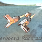 Hoverboard Race 2017 Logo