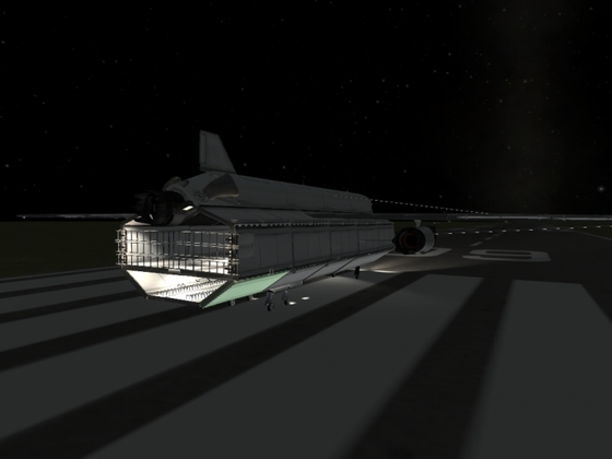 CargoPlan v5 XWB bereit zum Start