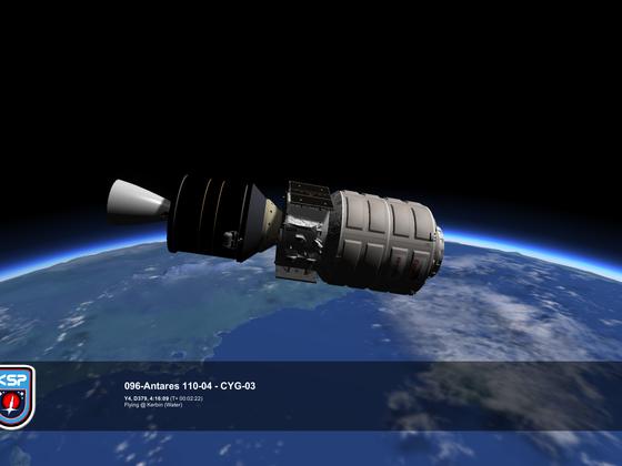 SpaceLab 2 #1