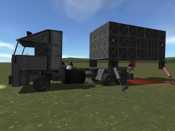 Container systemen inspiriert von KCST