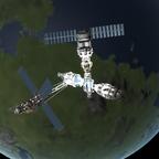 KSS erweitert um rettungskapsel und funk/strohm-mast