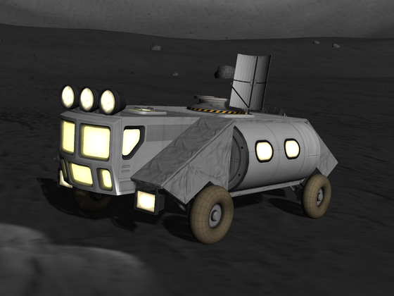 Bumblebee Exploration Vehicle