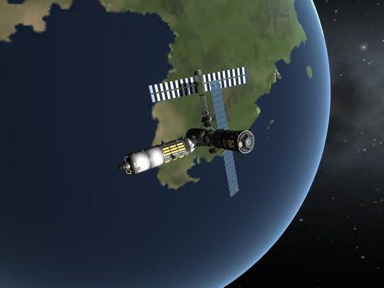 Franken Space Station