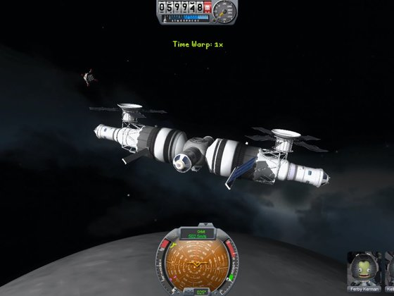 UMS (Universal Mun Station)
