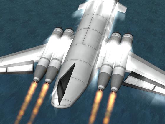 Nuclear Jet Mod