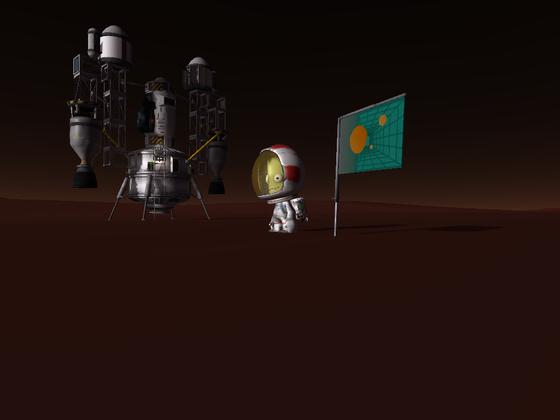 Atomarer Duna Lander