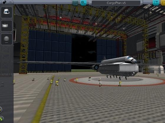 CargoPlan v5 in der Fertigungshalle