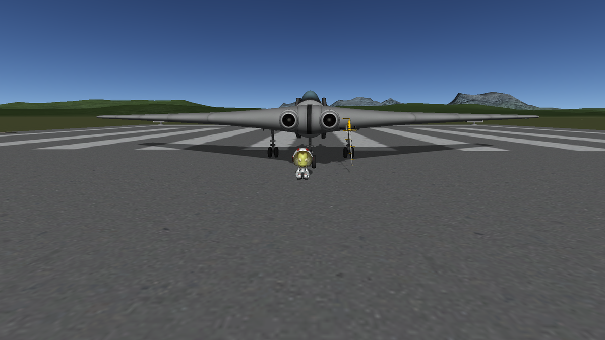 J-NF-3 Nurflügel