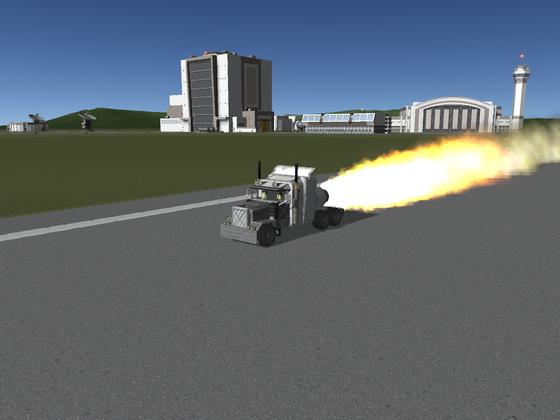 Raketentruck