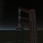 Realistisches einsteigen bei einer Rakete :3