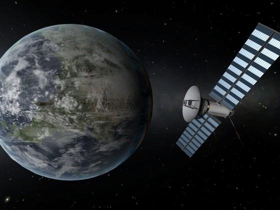 Alter Duna Satellit