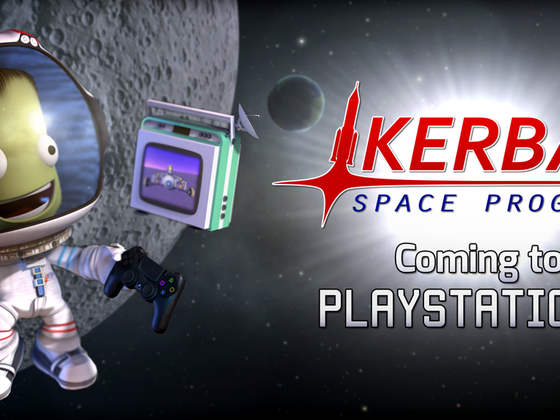 KSP goes to Playstation 4