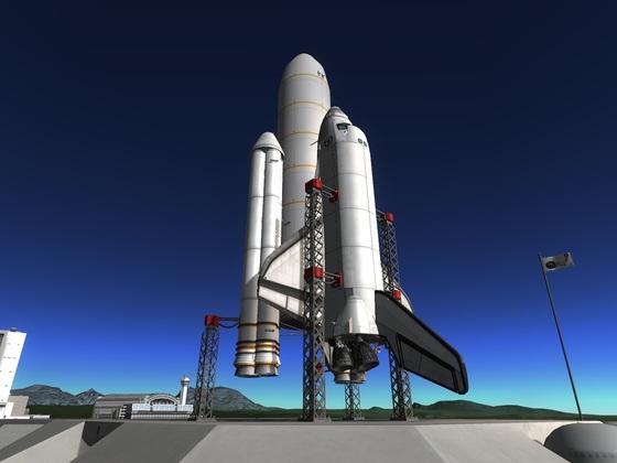 Space Shuttle von 1.0.4 zu 1.0.5