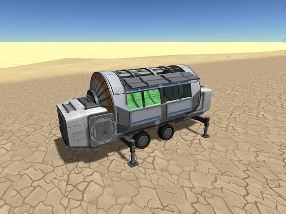 Greenhouse-Modul