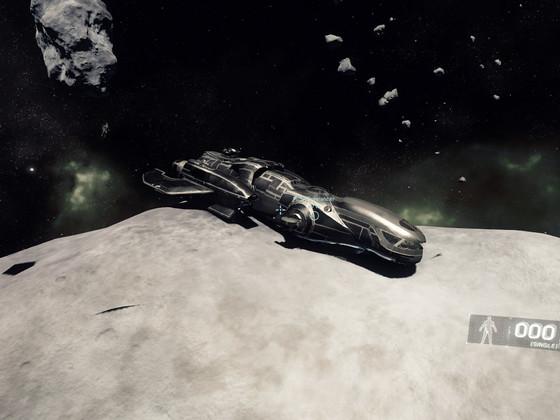 Lander auf Astro :P