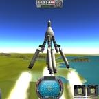 Elon Musk Rakete