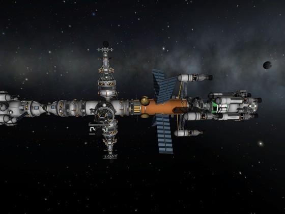 Jool Forschungsschiff