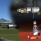 Falcon Heavy, rebuild