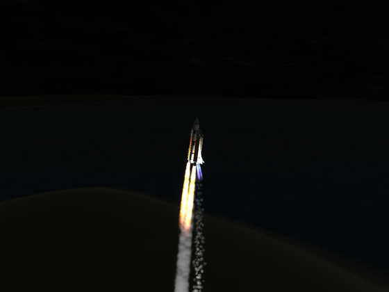 NASA-Spaceshuttle (100% Stock)