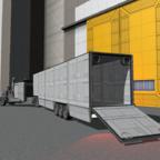American Truck - Laderampe