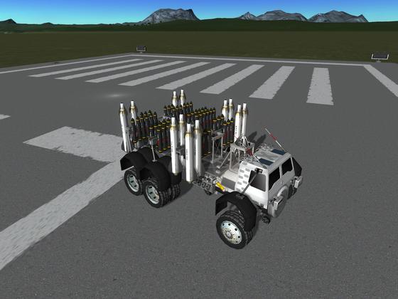 Mobile Luftabwehr