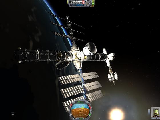 Meine bescheidene Raumstation