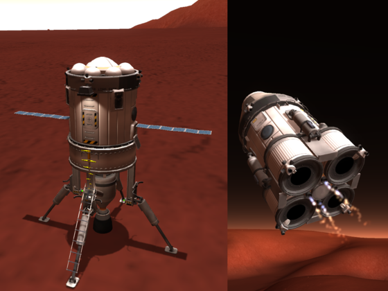 Return/Shuttle Module
