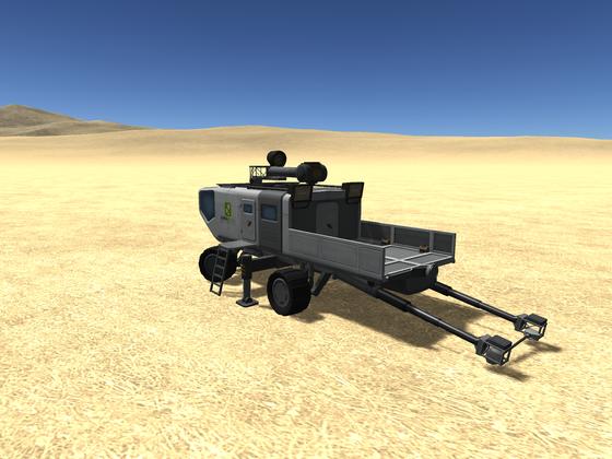 Bergungs-Rover