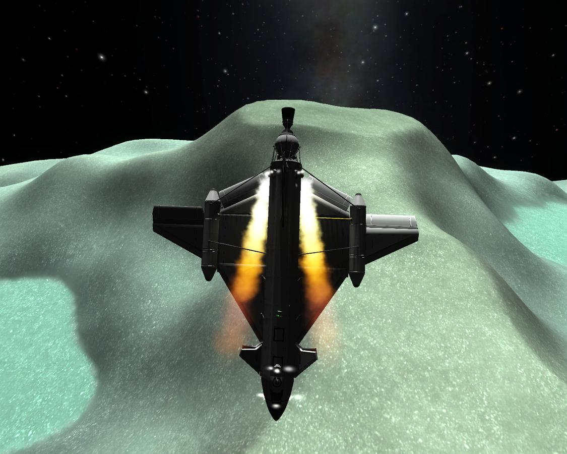 Nuke-Shuttle Mk I