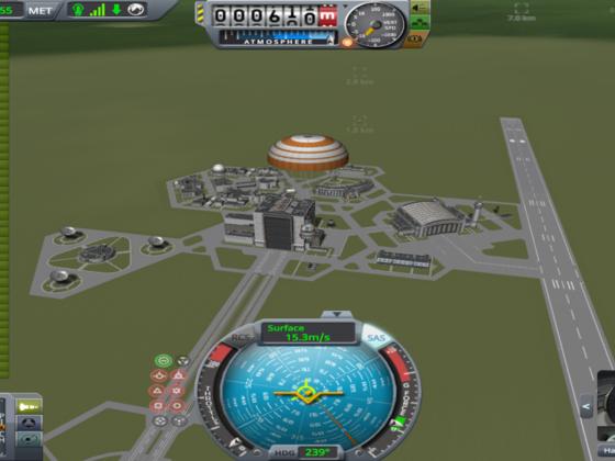 Dragon V2 mit startrampenproblemen