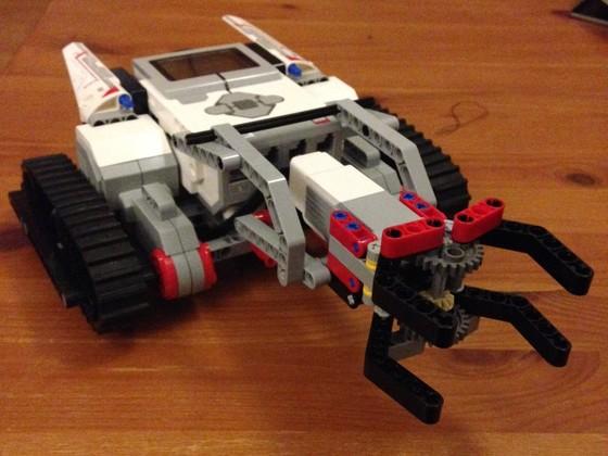 Lego Versuch 1