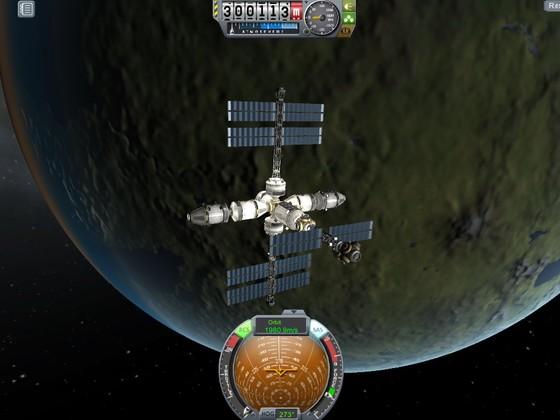 Meine erste Raumstation, die KSS