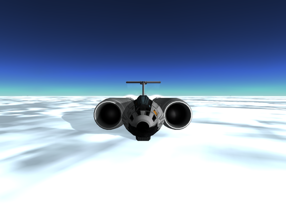 Thrust KSSC