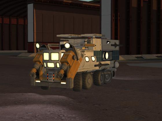 Mining Truck A