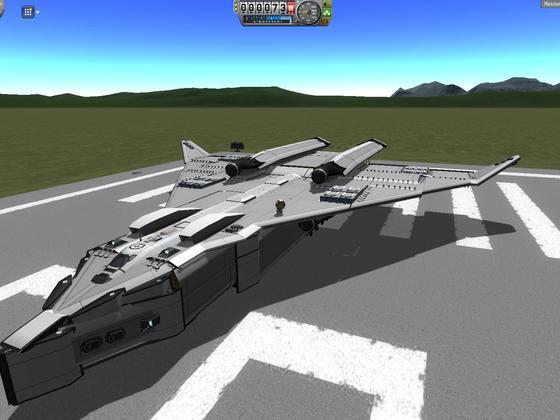 Valkyrie TAV Shuttle