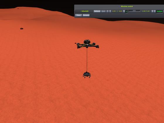 Gumpert Rover auf Duna