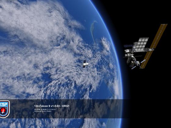 Spacelab 2 Neuester Ausbaustatus