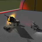 Mobile Luftabwehrraketen