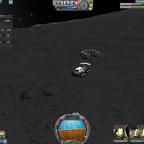 erfolgreiche Landung