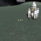 Landung auf Minimus