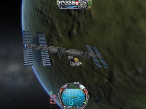 Kerbal Space Station