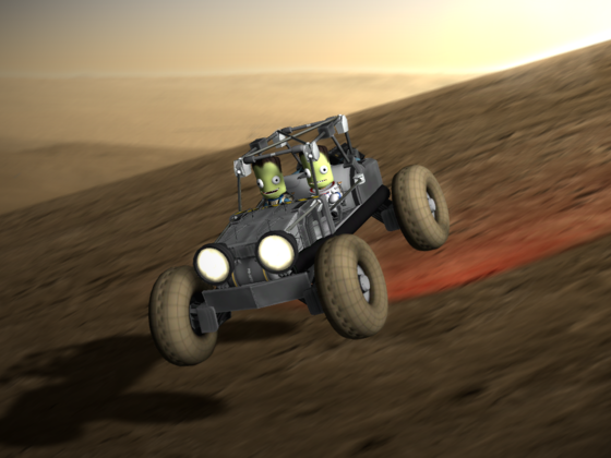 Sand Buggy [1.9.1]