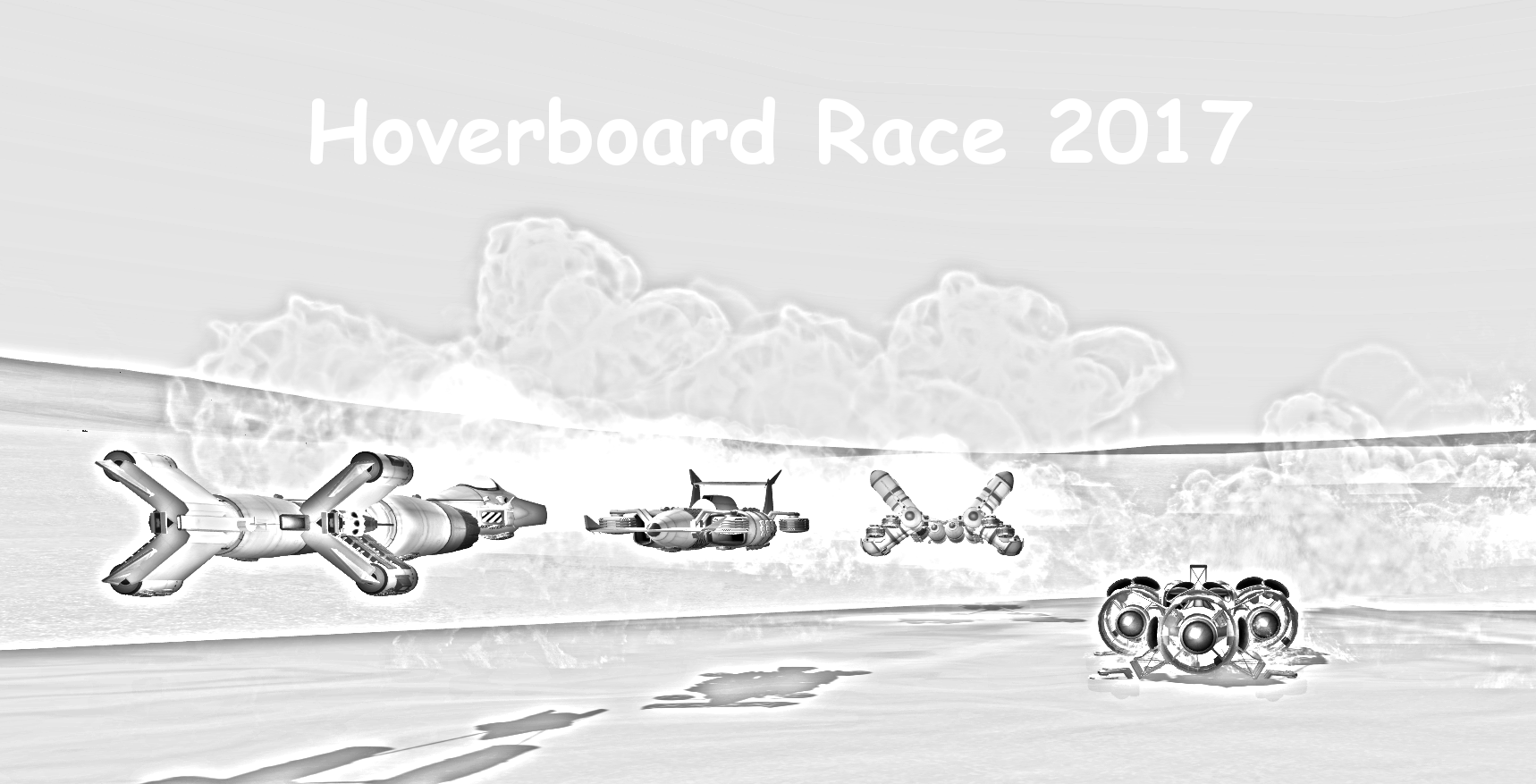 Hoverboard Race 2017
